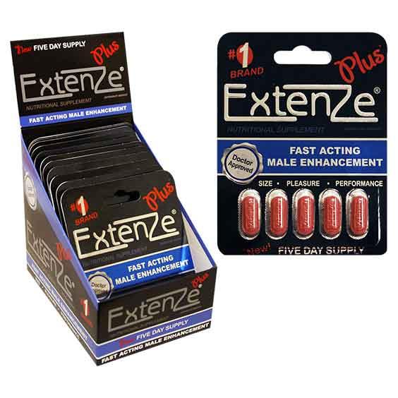 Extenze 2 Pills