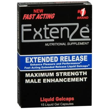 Extenze Maximum Strength Best Price