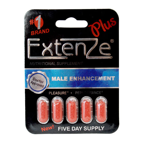 Extenze Free Trial Pack