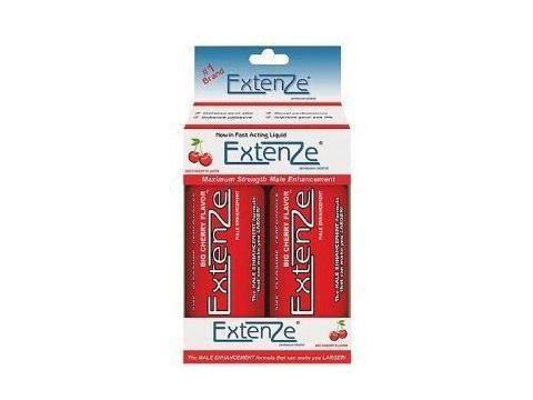Extenze Blue Pill Side Effects