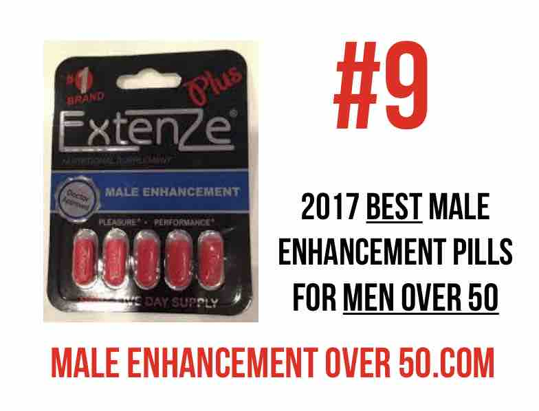 Extenze Male Pills