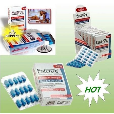 Extenze Daily Supplement