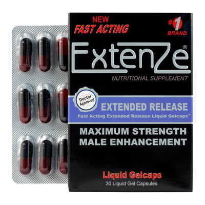 Can I Get Extenze Over The Counter