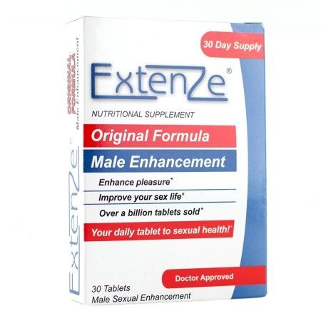 Ingredients Extenze Pills
