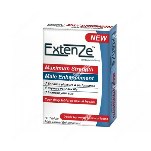 Extenze Male Enhancement At Walgreens