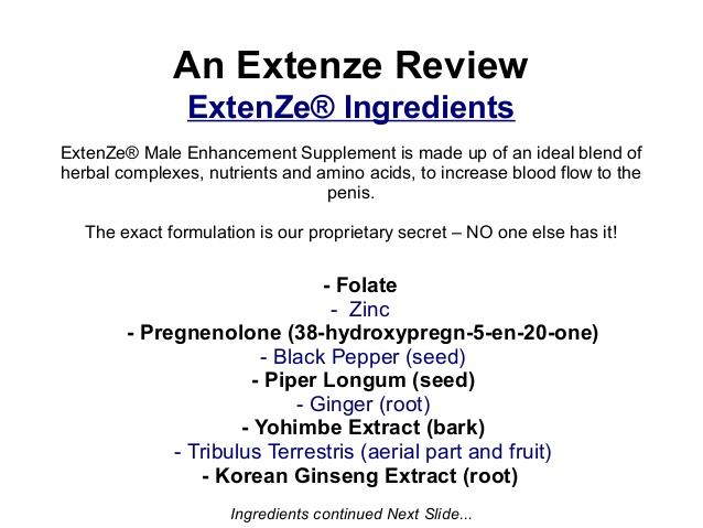 Extenze <a href=