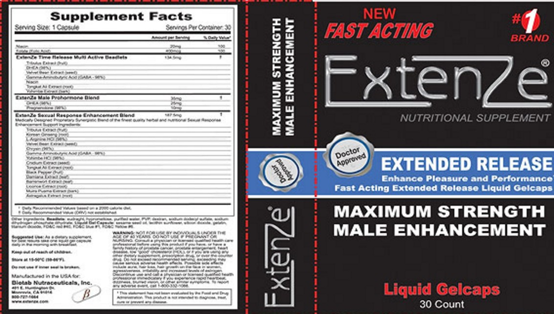 Extenze Pills Results