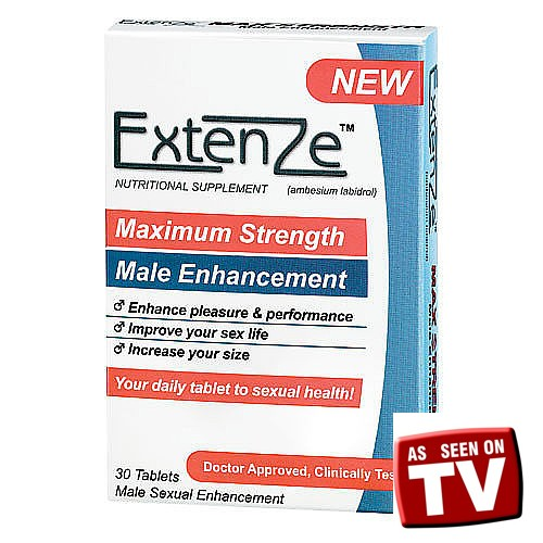 Extenze Natural Male Enhancement Review