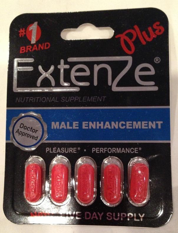 Extenze Extended Release CVS