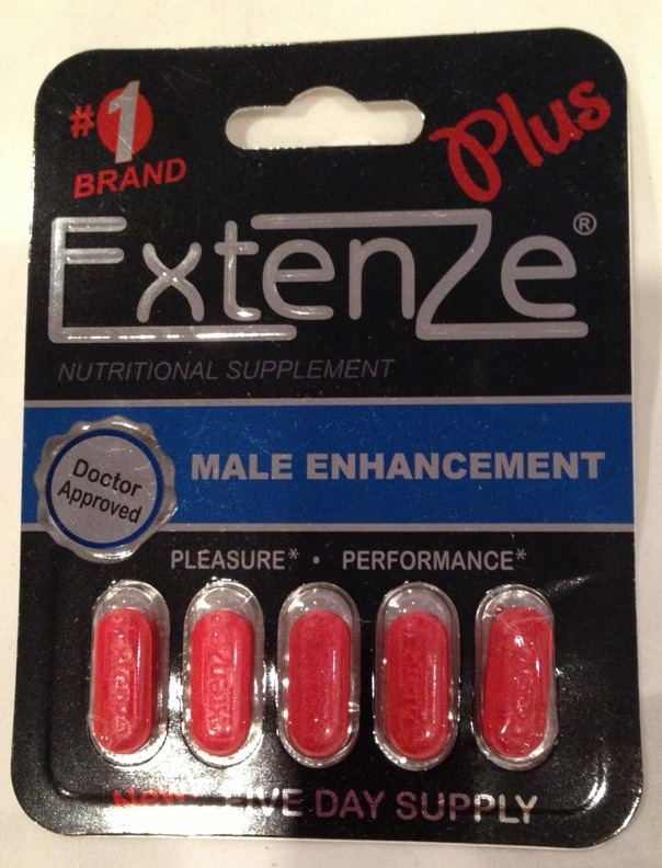Extenze Maximum Strength Does It Work