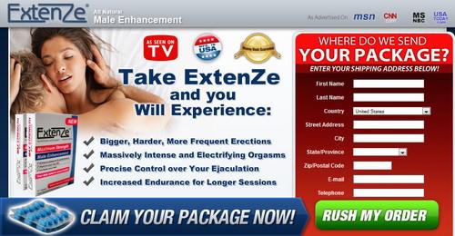 Extenze 5 Day Pill