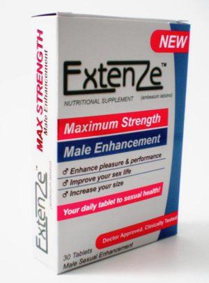 Extenze Expiration Date