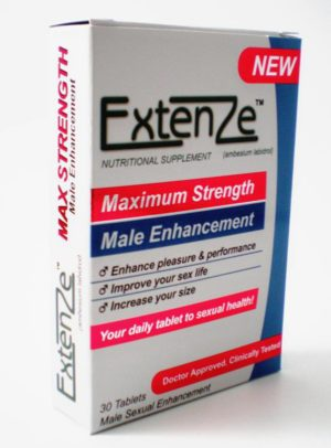 Do Extenze Products Work