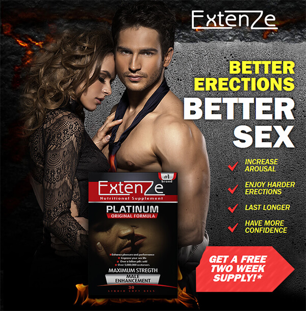 Extenze 20 Year Old