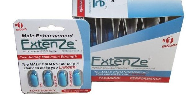 Extenze Pills At CVS