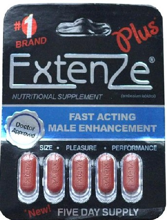 Extenze Twice A Day