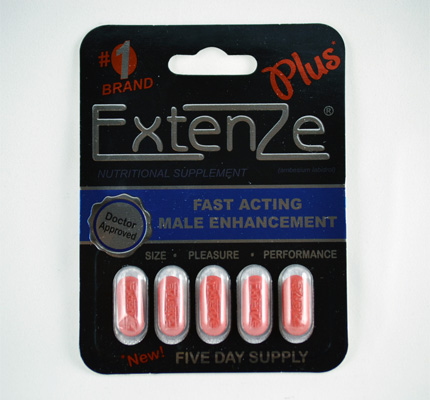 Extenze Plus Information
