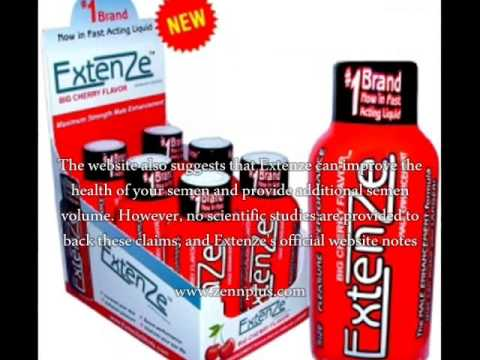 New Fast Acting Extenze Nutritional Supplement