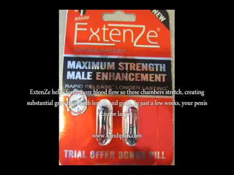 Extenze Male Performance