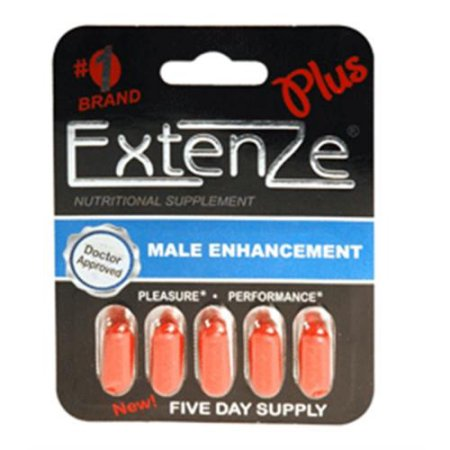 Extenze Pills Ingredients