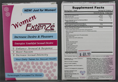 Extenze USA Reviews