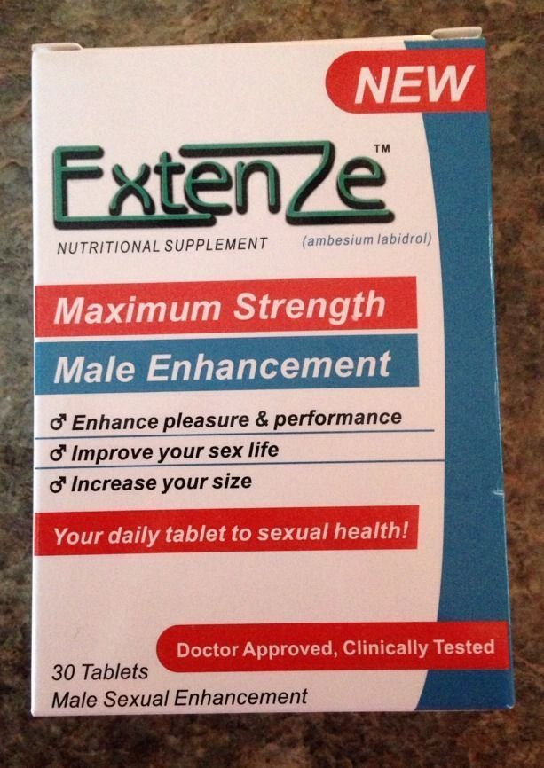 Extenze 4 Pack